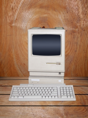 What do you do with old computers?